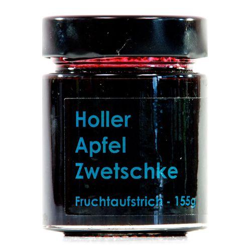 Holler- Apfel- Zwetschke Fruchtaufstrich 155g