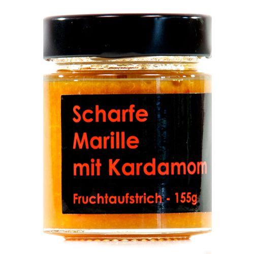 Marille- Chili- Kardamom Fruchtaufstrich 155g