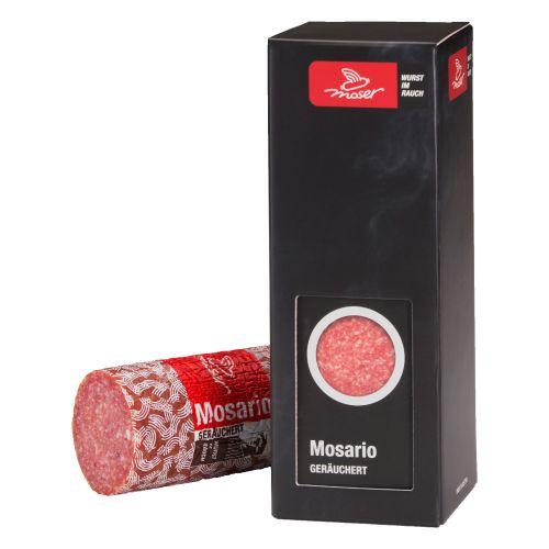Mosario 450g im Geschenkkarton
