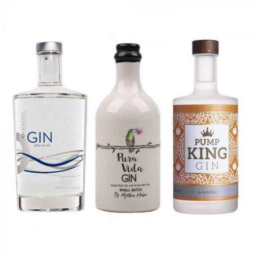 NÖ Gin Trilogie