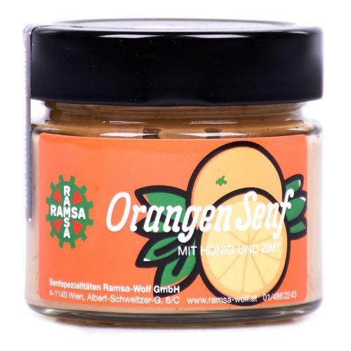 Ramsa Orangen Senf 180g