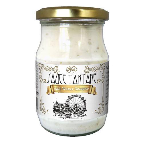 Sauce Tartare mit Freilandei nach Wiener Rezeptur 250ml