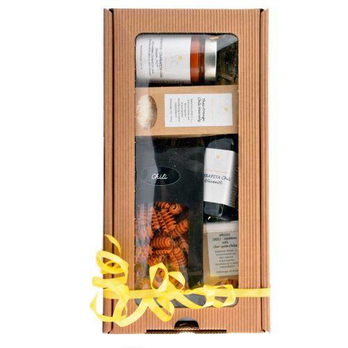 Geschenkset  HOT - Box