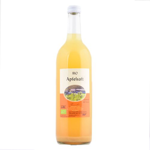 Bio Apfelsaft Naturtrueb 1l