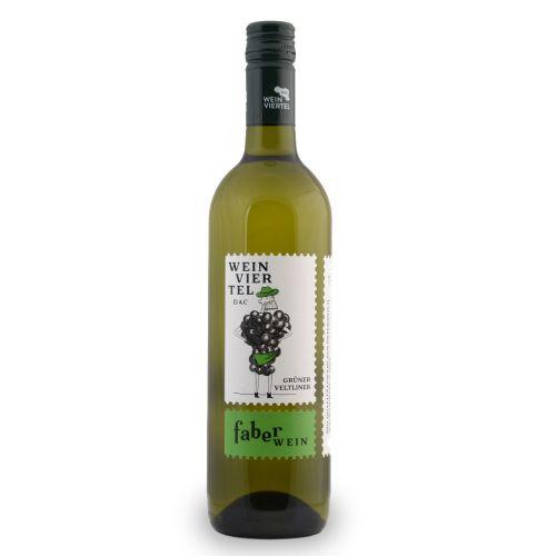 Bio Weinviertel DAC – Grüner Veltliner 2019 750ml
