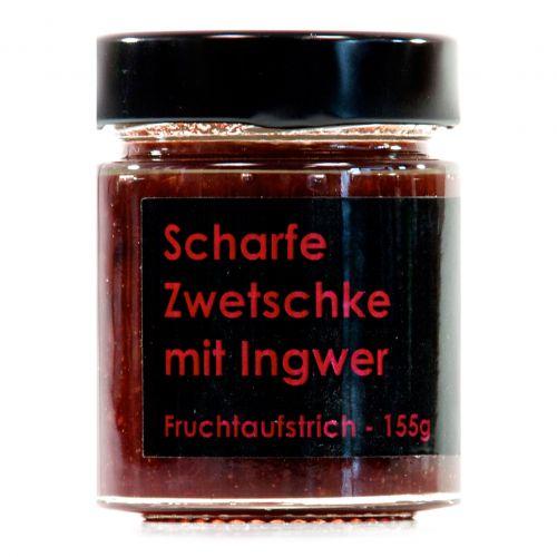Zwetschke- Ingwer- Chili Fruchtaufstrich 155g