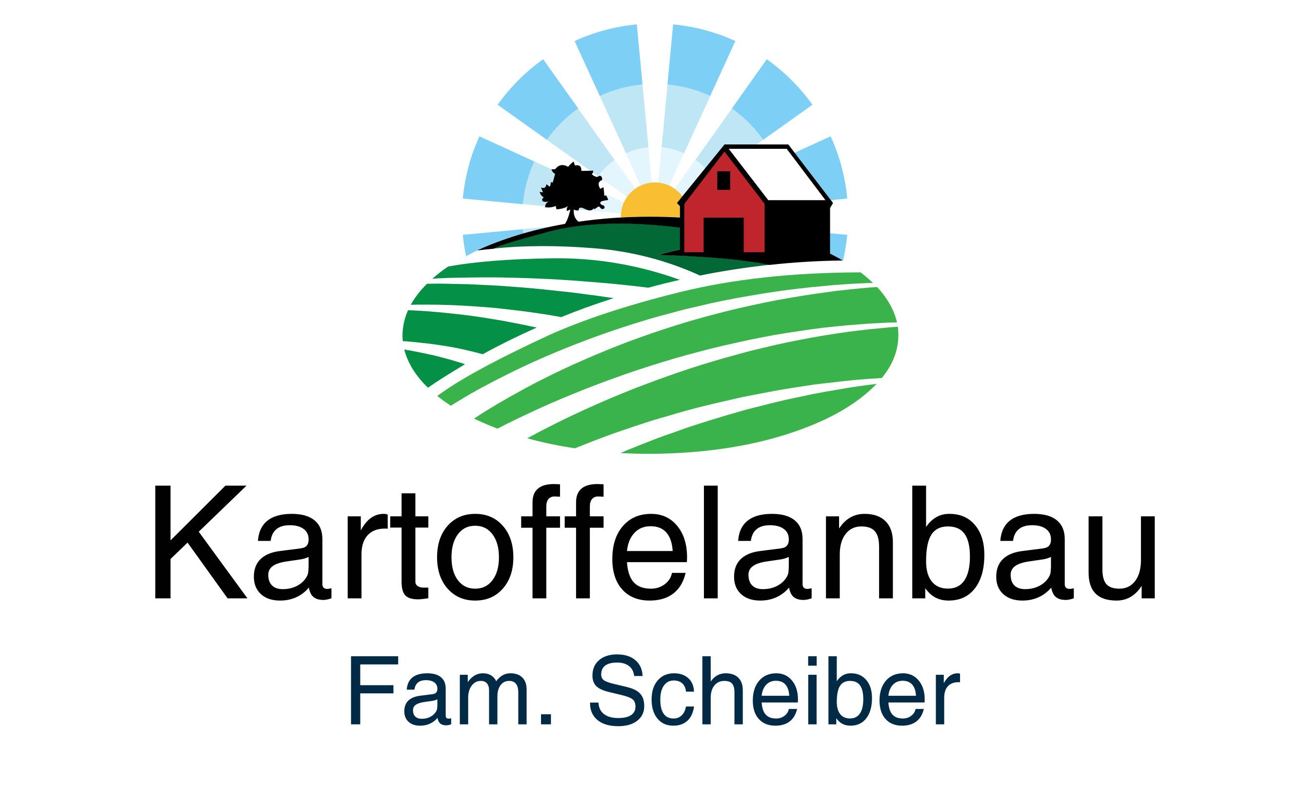 Kartoffelanbau Familie Scheiber